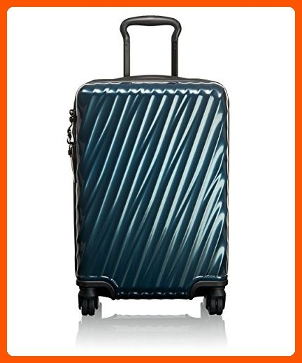 Tumi 19 Degree International Carry-on, Glacier - Dont forget to travel (*Amazon Partner-Link)