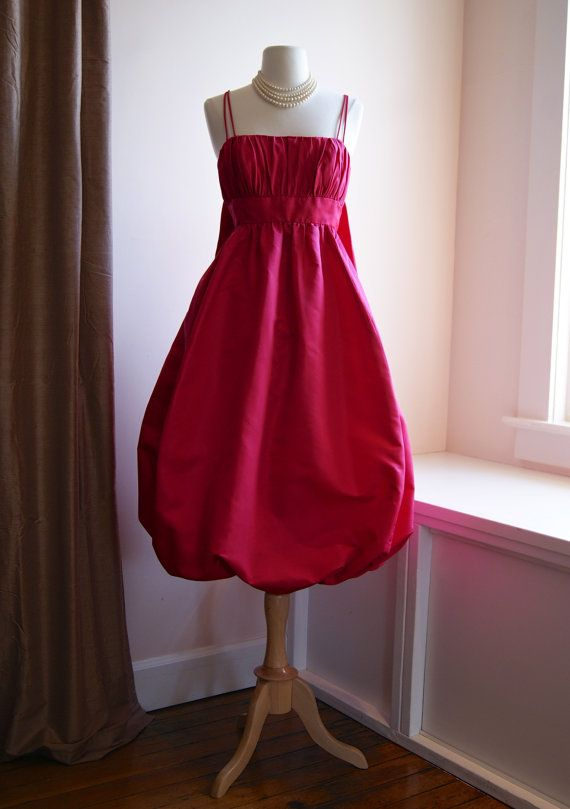 50s Party Dress  /  Vintage 1950's Edward Abbott by xtabayvintage, $298.00