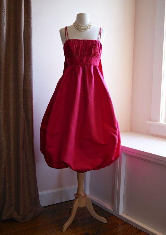 50s Party Dress  /  Vintage 1950's Edward Abbott by xtabayvintage, $298.00