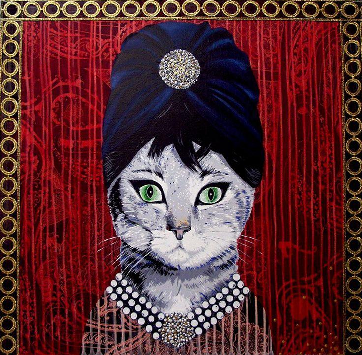 Raquel Gralheiro - Pintura - Artodyssey - Nasceu em Viseu, Portugal, em 1969. Licenciada em Artes Plásticas Pintura pela Faculdade de Belas-Artes da Universidade do Porto. Bacharel em Desenho pela Escola Superior Artística do Porto.