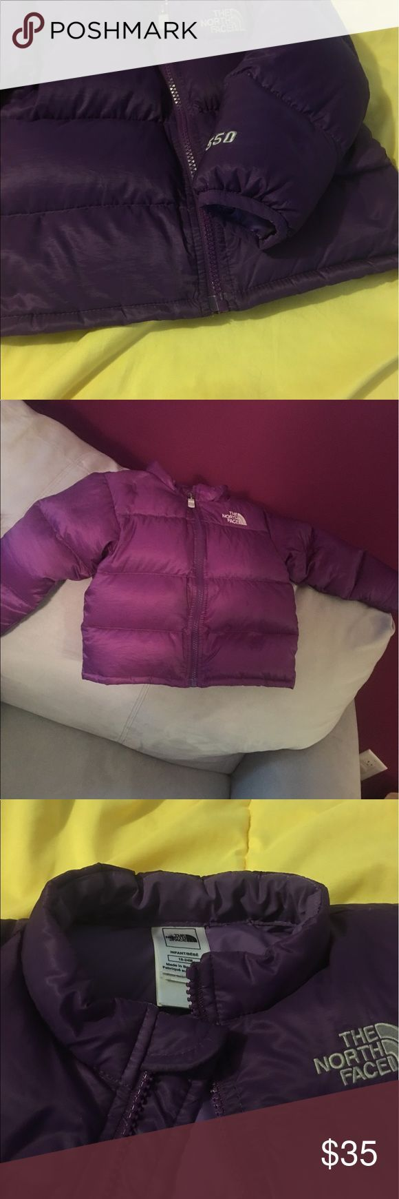 Puff Bubble Coat Kids UNISEX All Weather NORTH FACE Big Bubble Puff Coat.  This coat is good for any inclement weather in the winter rain hail sleet or snow North Face Jackets & Coats Puffers
