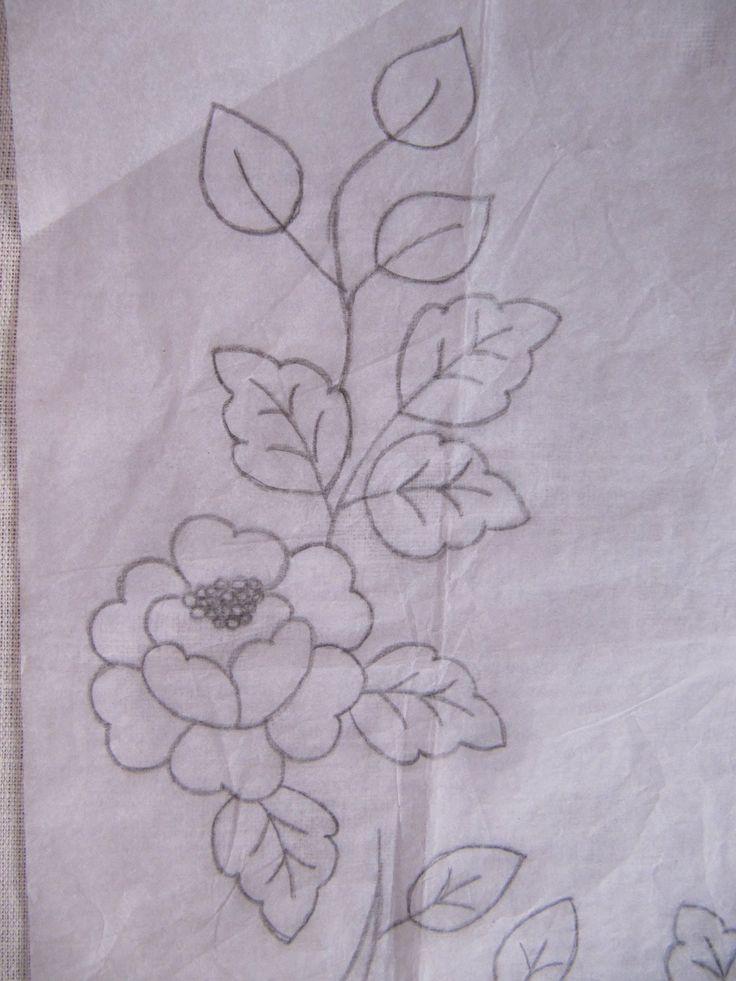 Las 25 mejores ideas sobre bordado a mano en pinterest y for Como hacer alfombras en bordado chino