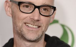 Musician Moby on Climate Change: People Should 'Magically Stop Using Animals for Food'