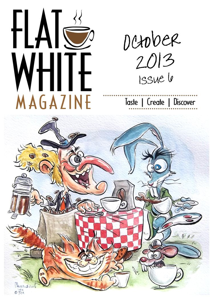 Flat White Magazine Issue 6