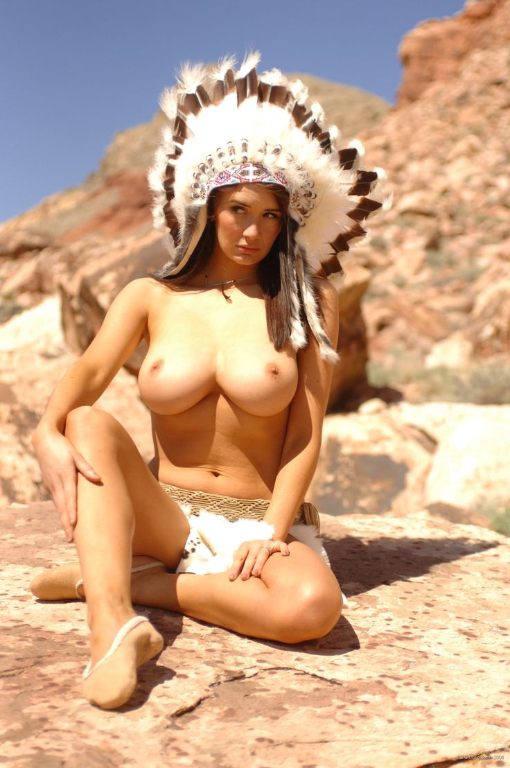 from Brycen americans indians female nude