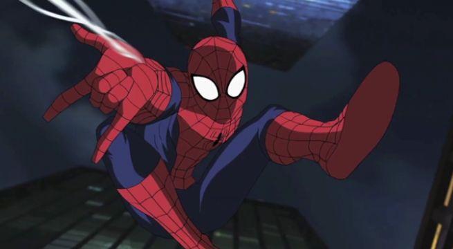 Nueva serie animada de Spider-Man se estrenará en 2017