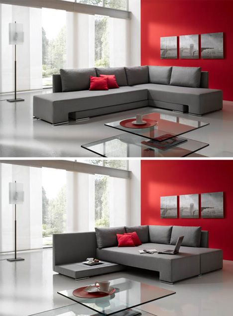 convertible simple sofa couch, excelente opción para los dias de extra tiempo en ls oficina.