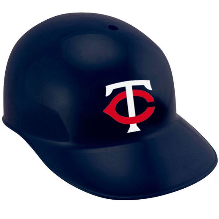 Rawlings Minnesota Twins Navy Blue Full Size Replica Helmet