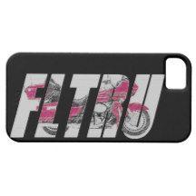 2013 FLTRU iPhone SE/5/5s CASE