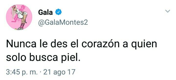Amor Corazon Twitter Mentiras Piel Frase Frases