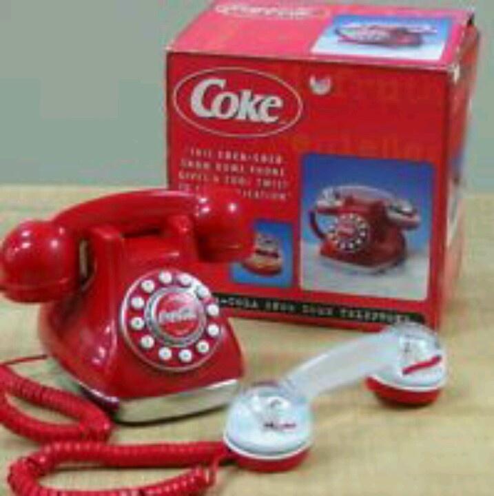 Coca cola w snowglobe phone...LC