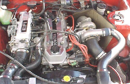 Toyota 22r Turbo Can We Put This In My Car Toyotas Toyota