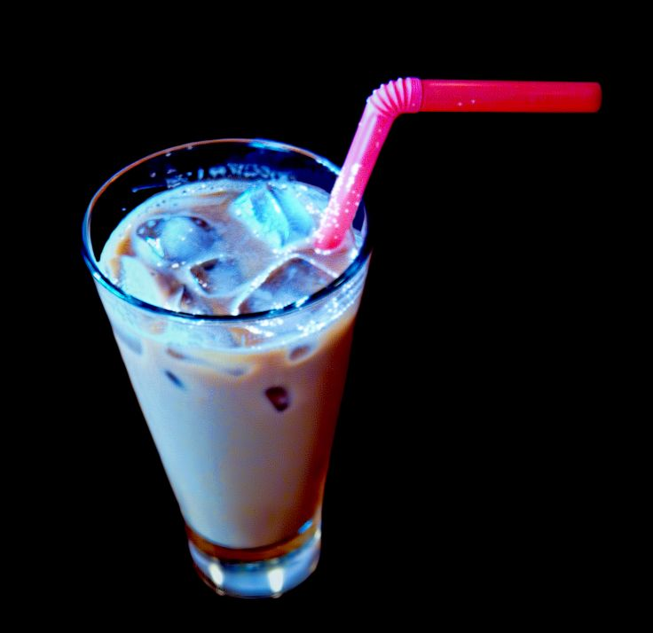 Ice coffee a la Café Francesca