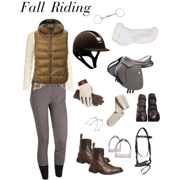 """""""Fall Riding"""" by nicoledohner on Polyvore"""