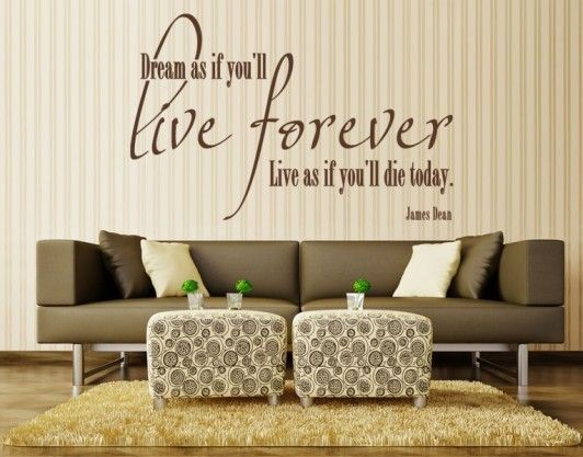 Best Wall Quotes Images On Pinterest Vinyl Decals Wall - Custom vinyl wall decals cheap how to remove