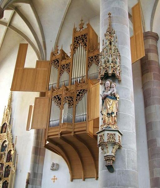 Pfarrkirche, St. Paul's, Eppan (Appiano), South Tyrol.