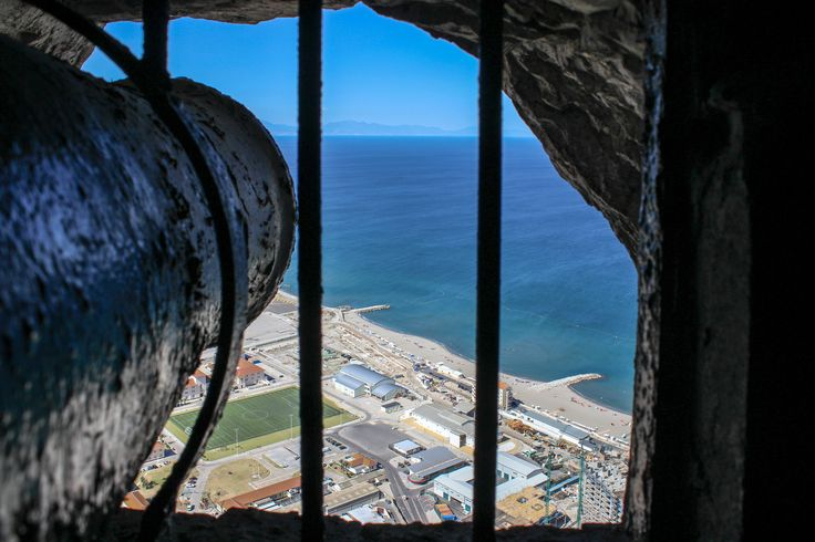 Great Siege Tunnels, La Linea de la Concepcion, Spain, Mediterranean Sea, Gibraltar,British Overseas Territory, Europe | www.DoLessGetMoreDone.com |
