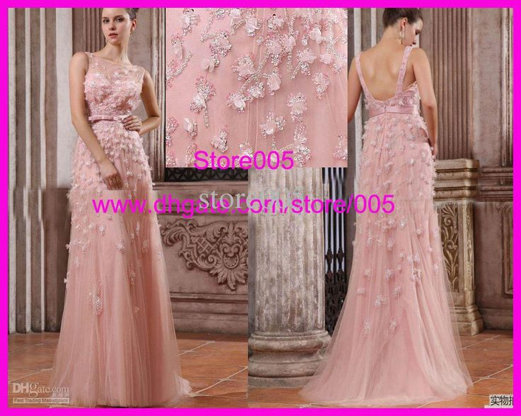 80 best Beautiful Dresses images on Pinterest | Evening gowns ...
