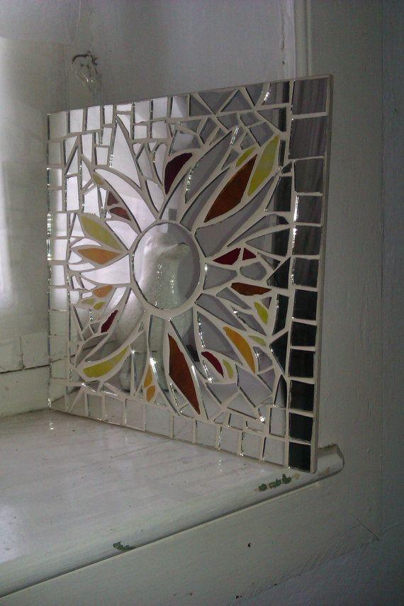 shattered mirror art