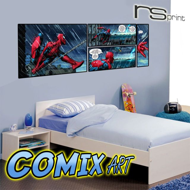 131 best images about super h ros on pinterest comic for Comic book bedroom ideas