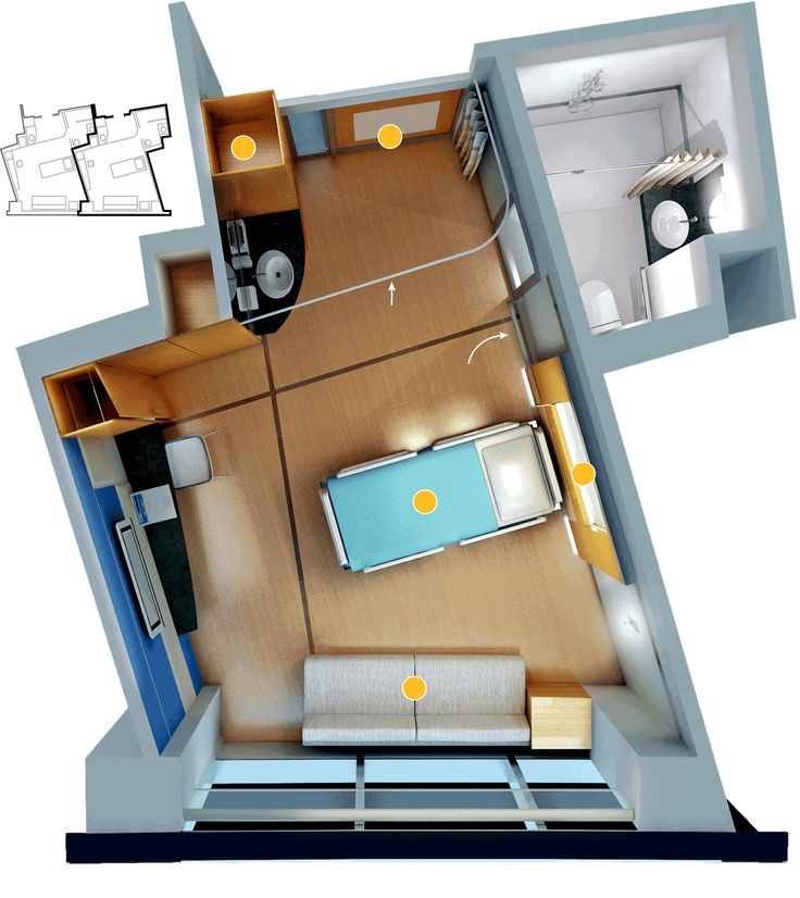 Architecture Design For Rooms