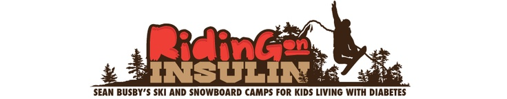 Riding On Insulin - Snowboarding and skiing camps for kids living with type 1 diabetes. Wicked!
