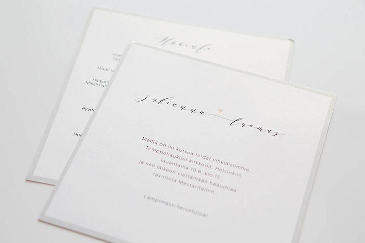 Simple Wedding Invitations Pinterest: 17 Best Ideas About Simple Wedding Invitations On