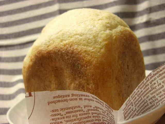 HB☆ふわふわのた~っぷりおから食パン♪