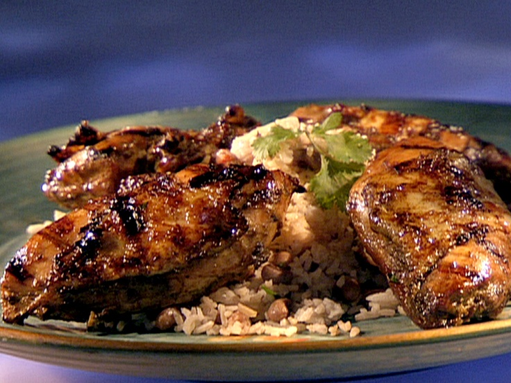 Caribbean Chicken from FoodNetwork.com