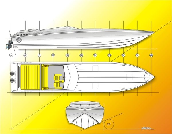Hi Performance Boat Design - concept to reality! on Behance