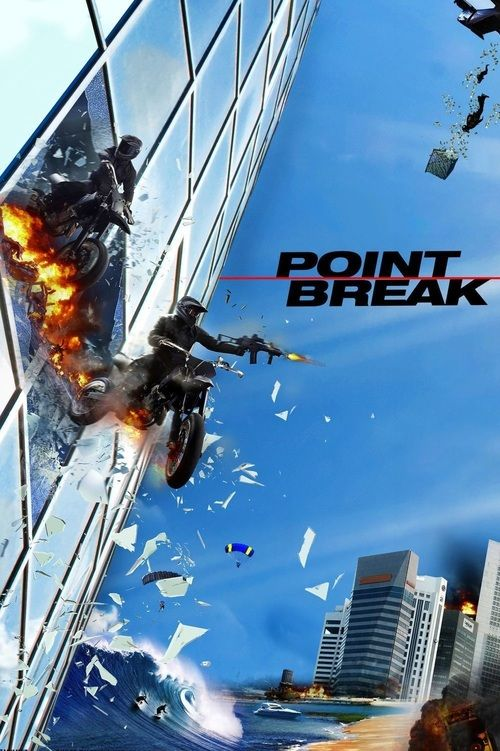 Watch->> Point Break 2015 Full - Movie Online