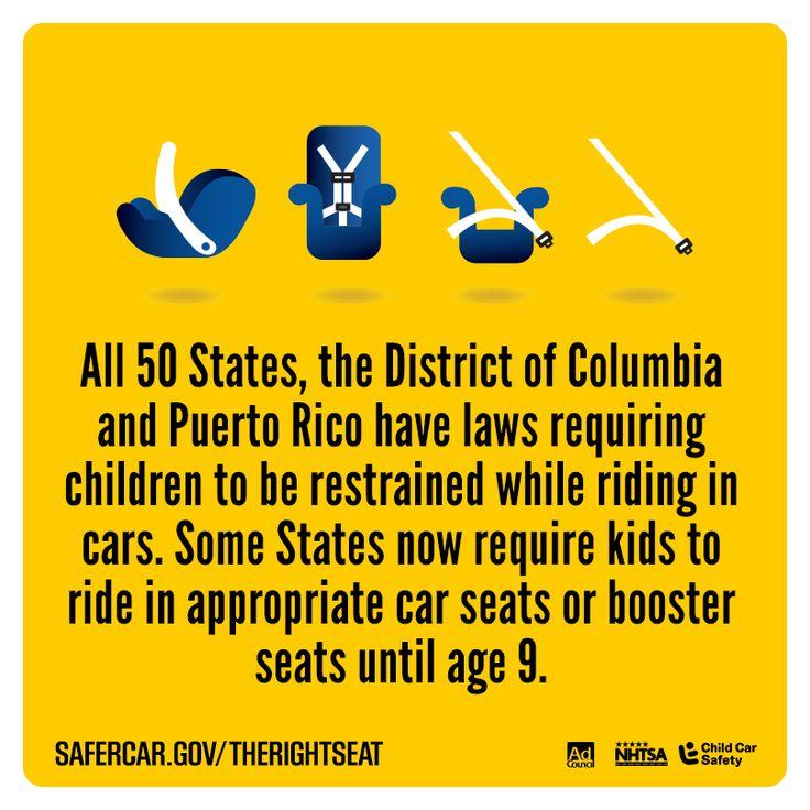 Puerto Rico Car Seat Laws