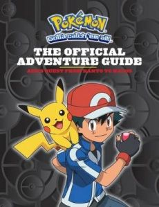 pokemon official adventure guide