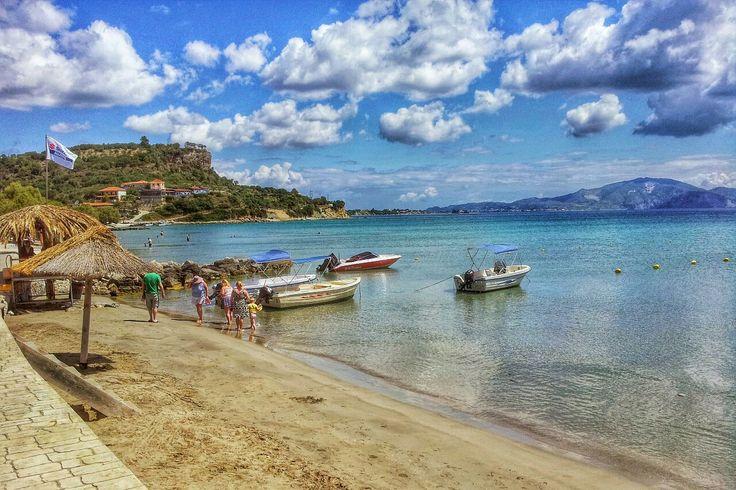 Keri Beach On The Wonderful Greek Ionian island of Zakynthos Photography by Alistair Ford