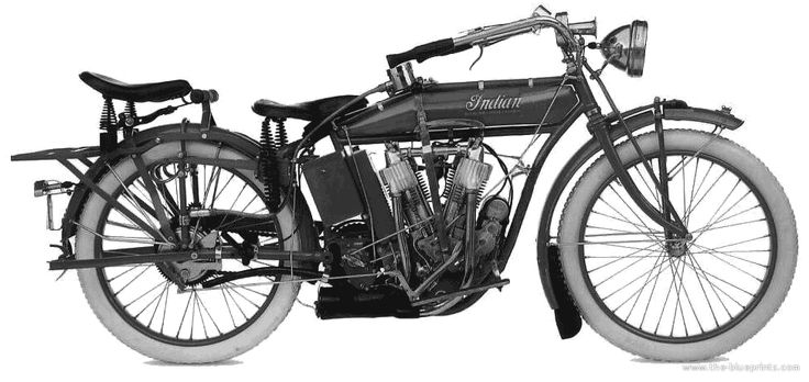 Indian v-twin 191