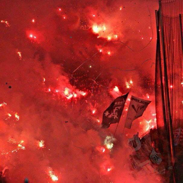 #PAOK #ultras #pyroshow #1926 #hell  ΦΤΑΣΤΕ ΜΑΣ!
