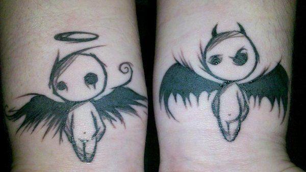 My new Tattoos by Mscheveous.deviantart.com on @deviantART