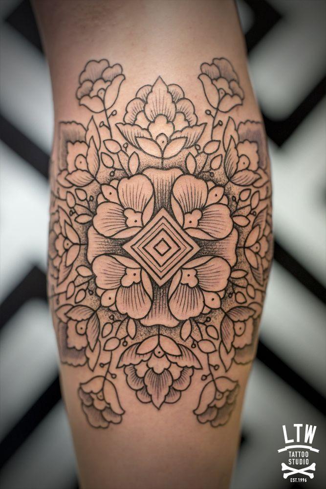 Jorge Teran - LTW Tattoo Studio