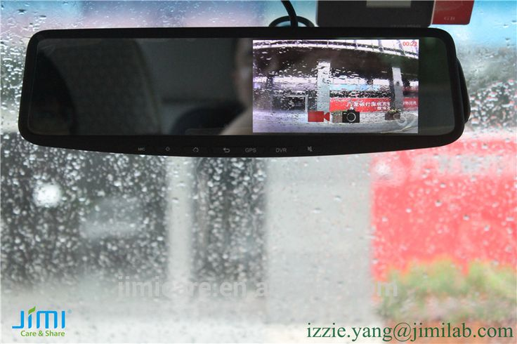 Automotive Car 3G Android GPS Tracker Navigation mirror, rearview mirror car gps with dvr  FOB Price: US $ 1 - 200 / Perch