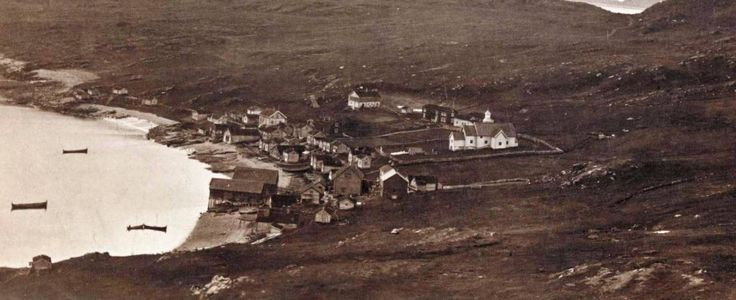 Skjervøy før 1877