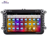 Quad Core 16G 8'' Pure Android 4.4.4 Car DVD Player for JETTA(2006-11) for TIGUAN(2007-11) for TOURAN(2003-11) for EOS(2006-11)