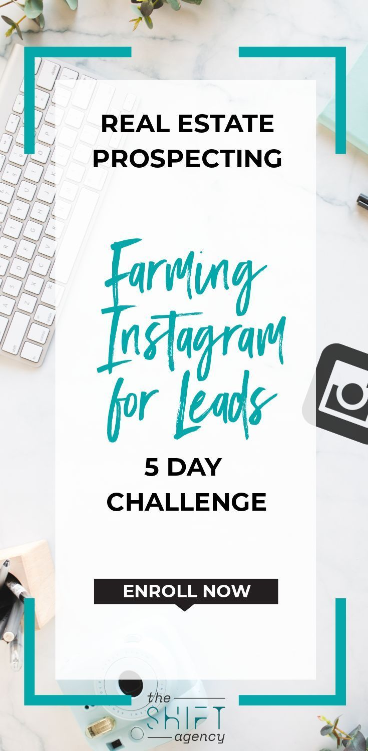 Want to ramp up your real estate prospecting efforts? Learn How to Farm Instagra…