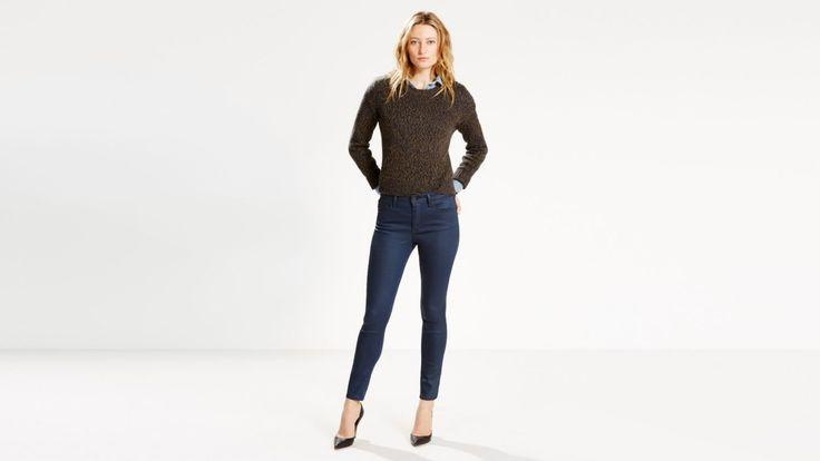 721 High Rise Skinny Jeans | Midnight Veil |Levi's® Sweden (SE)