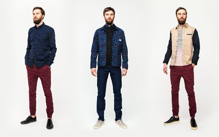 Mens March Looks 2014