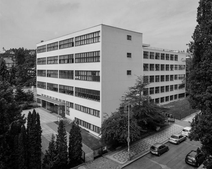 French Schools, Jan Gillar, Prague, Czechoslovakia 1931-4