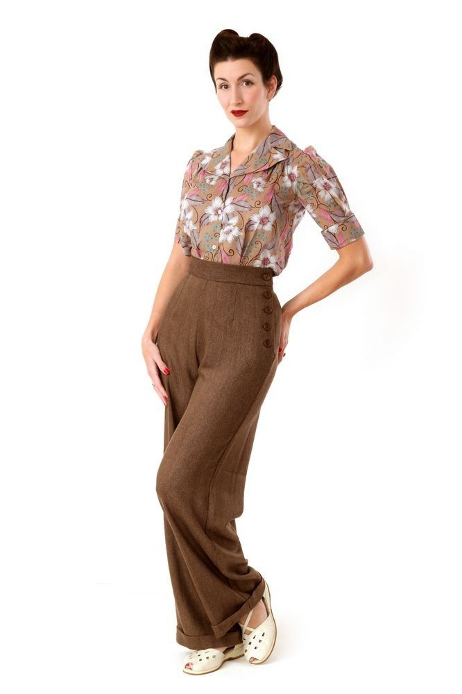 Model Today We Will Concentrate Attention On &171womens Pants And Womens Leggings Wearing Trends 2017&187 In New Season  Black And Restrained Shades As Dark Brown, Beige, Blue And Gray For Creation Of Spectacular Models Fashion