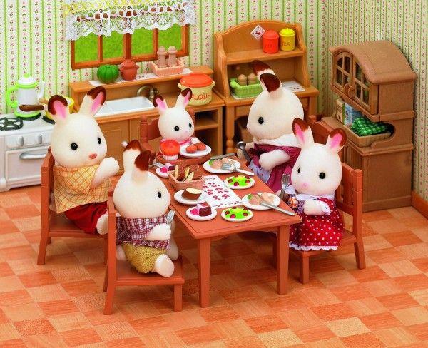 Table de Repas, Sylvanian Families