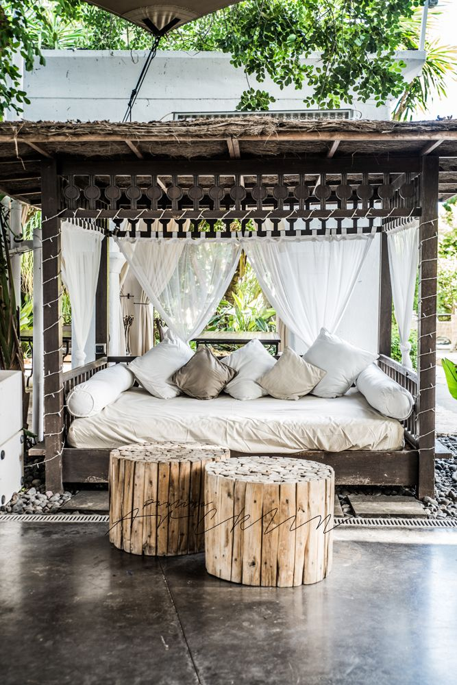 17 best ideas about outdoor cabana on pinterest backyard cabana garden houses and scream pubs. Black Bedroom Furniture Sets. Home Design Ideas