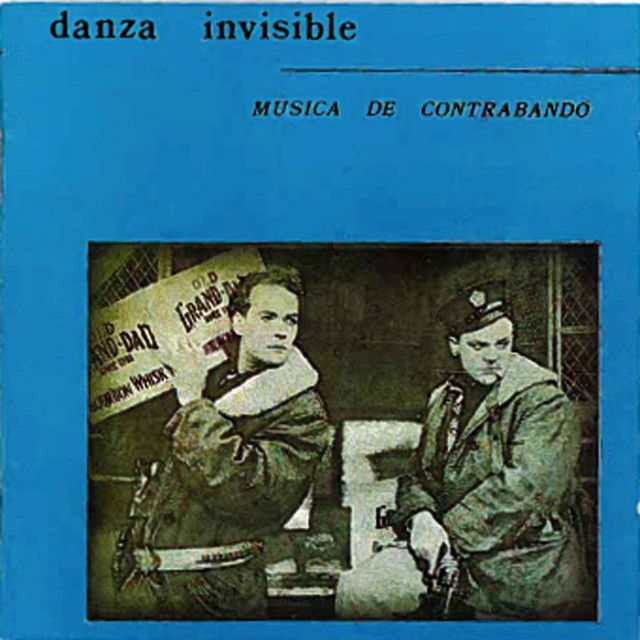 """""""Sin Aliento"""" by Danza Invisible was added to my Descubrimiento semanal playlist on Spotify"""