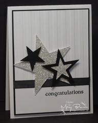 Congrats...you're the star!
